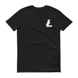 Litecoin / LTC SW T-Shirt Premium-Independence Red- Crypto & Proud