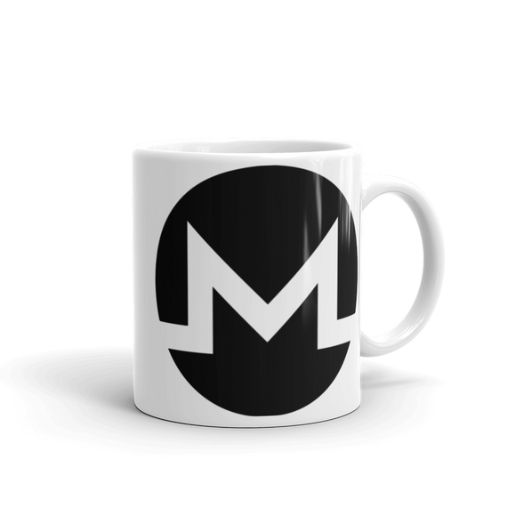 Monero / XMR B Mug-11oz- Crypto & Proud