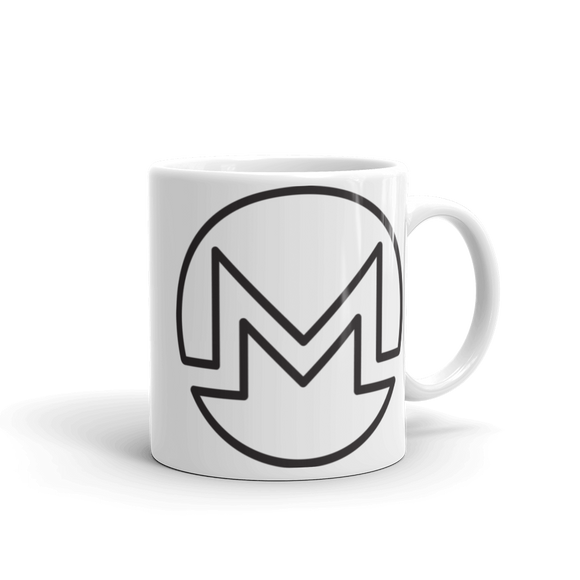 Monero / XMR OB Mug-11oz- Crypto & Proud