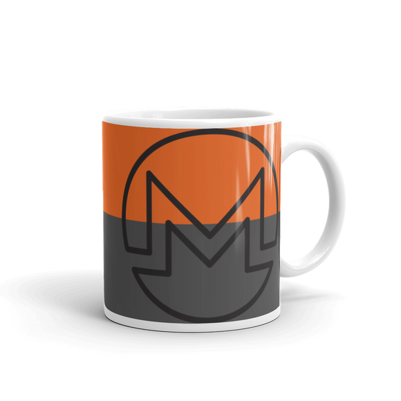 Monero / XMR OBC Mug-11oz- Crypto & Proud