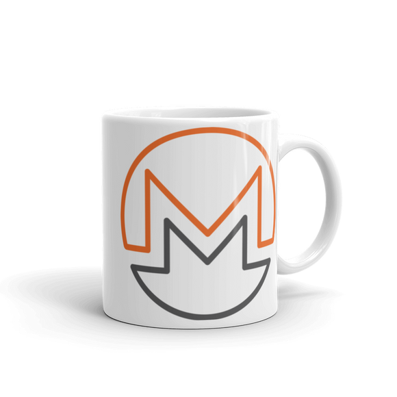 Monero / XMR OC Mug-11oz- Crypto & Proud