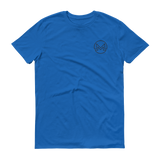Monero / XMR OSB T-Shirt Premium-Royal Blue- Crypto & Proud
