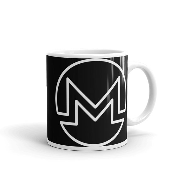 Monero / XMR OWB Mug-11oz- Crypto & Proud