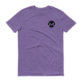 Monero / XMR SB T-Shirt Premium-Heather Purple- Crypto & Proud