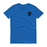 Monero / XMR SB T-Shirt Premium-Royal Blue- Crypto & Proud
