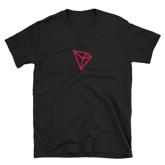 Tron / TRX BAS C CL Softstyle T-Shirt-S- Crypto & Proud
