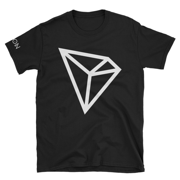 Tron / TRX W LW Softstyle T-Shirt-Black- Crypto & Proud