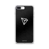 Tron / TRX WB iPhone Case-iPhone 7 Plus/8 Plus- Crypto & Proud