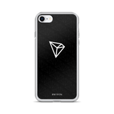 Tron / TRX WB iPhone Case-iPhone 7/8- Crypto & Proud