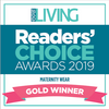Gold Winner 2018 Expat Living HK Magazine