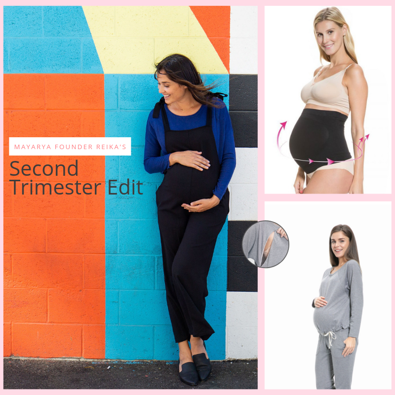 Second Trimester Favourites | Mayarya's Founder Reika