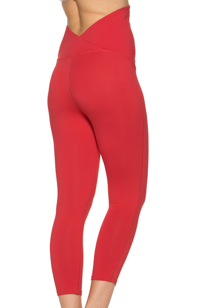 Over Belly Capri Active Pants