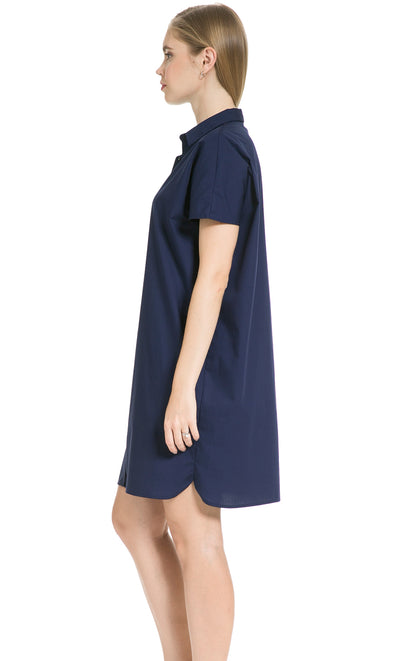 Camps Bay Dress in Navy