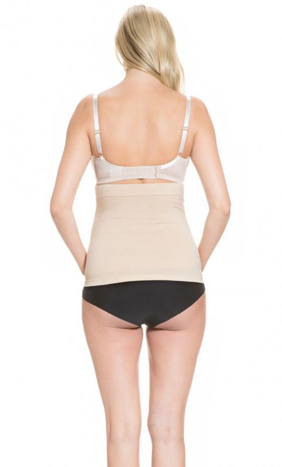 Essential Belly Band in Nude