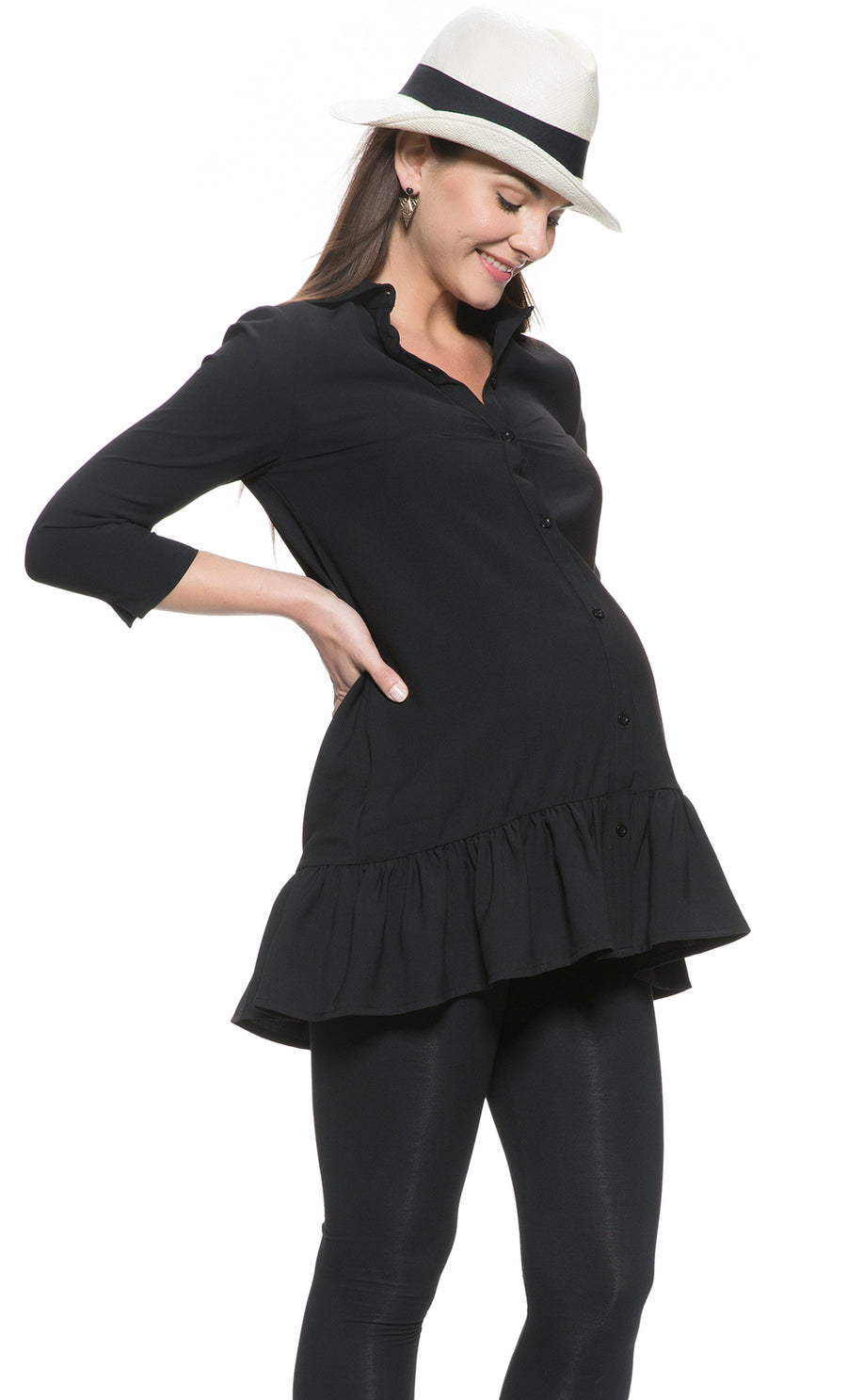 a9200df6329 Maternity Tops - Modern & Comfortable Pregnancy Clothes - Mayarya ...