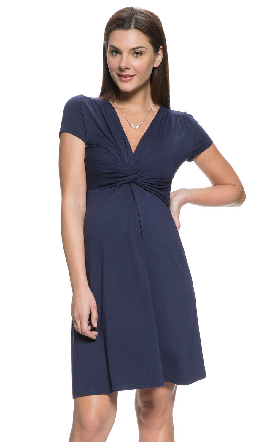 8defdb14986 Elba Maternity and Nursing Dress