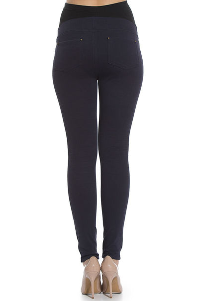 Over Belly Super Stretch Jeggings