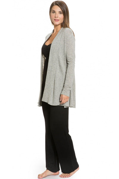Wool Cashmere Blend Everyday Cardigan