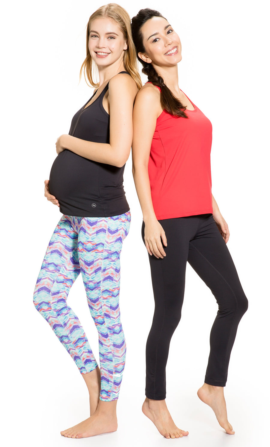 Under Belly Active Pants