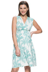 Sanibel Island Maternity and Nursing Dress