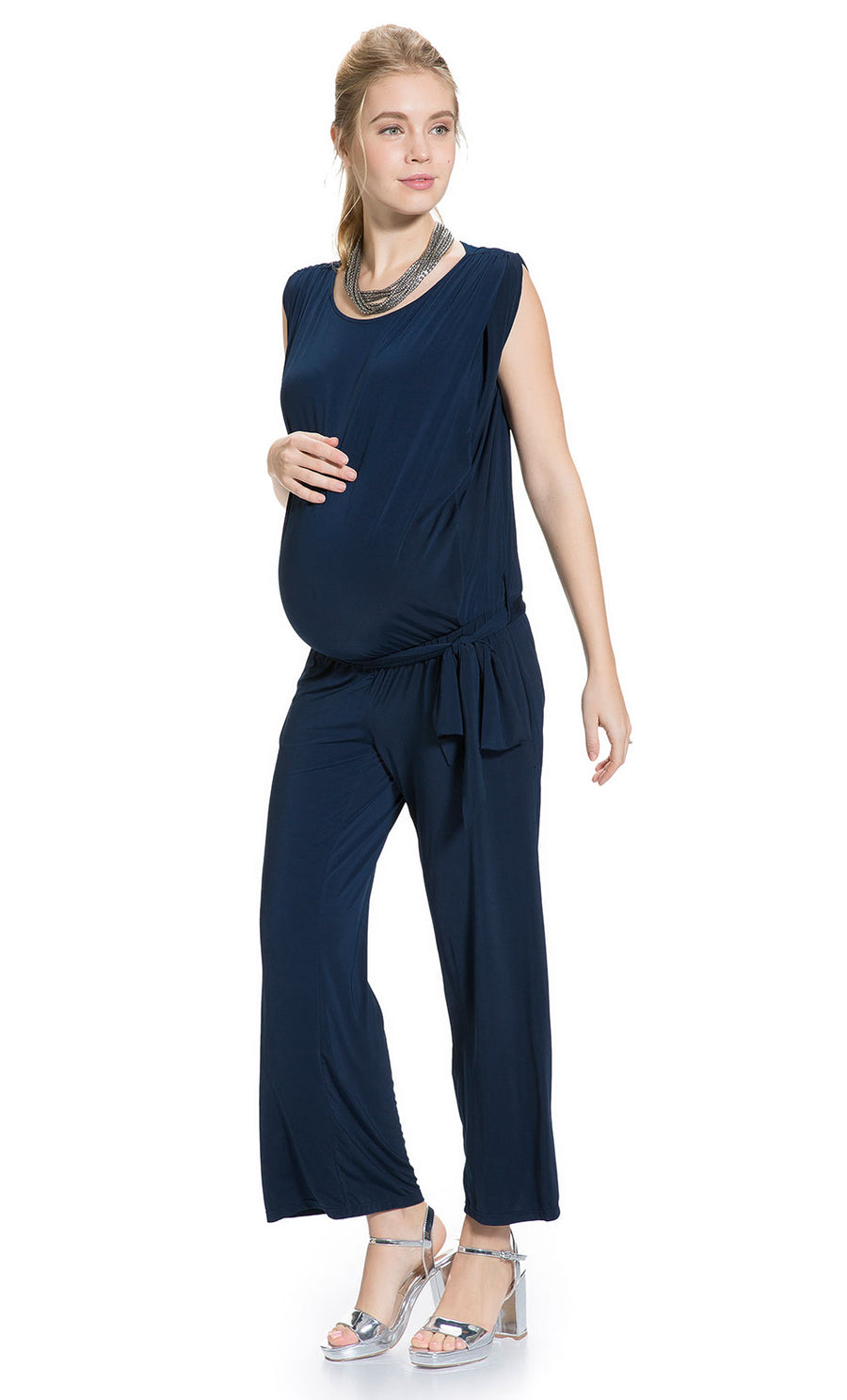 e857ea278ea6 Maternity Jumpsuits   Rompers - Stylish Pregnancy Clothes - Mayarya