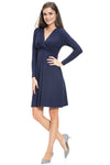 Long Sleeve Elba Dress