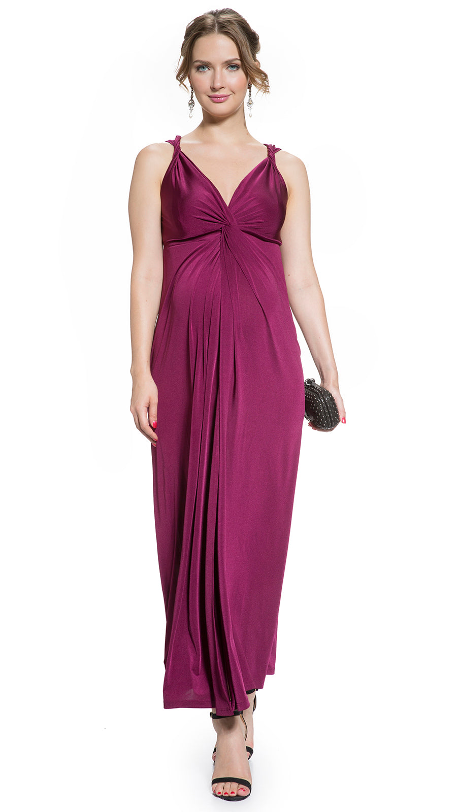 9e40c579fe Maternity Maxi Dresses   Stylish Pregnancy Party Gowns - Mayarya ...