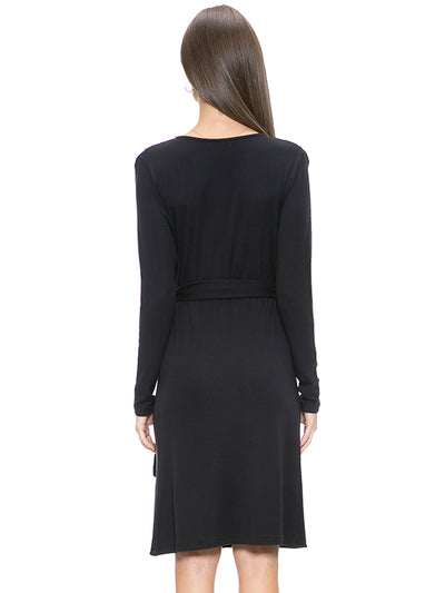 Bilbao Wrap Dress