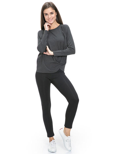 Santiago Fleece Top
