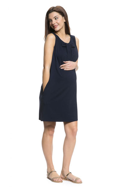 Lyon Maternity Dress