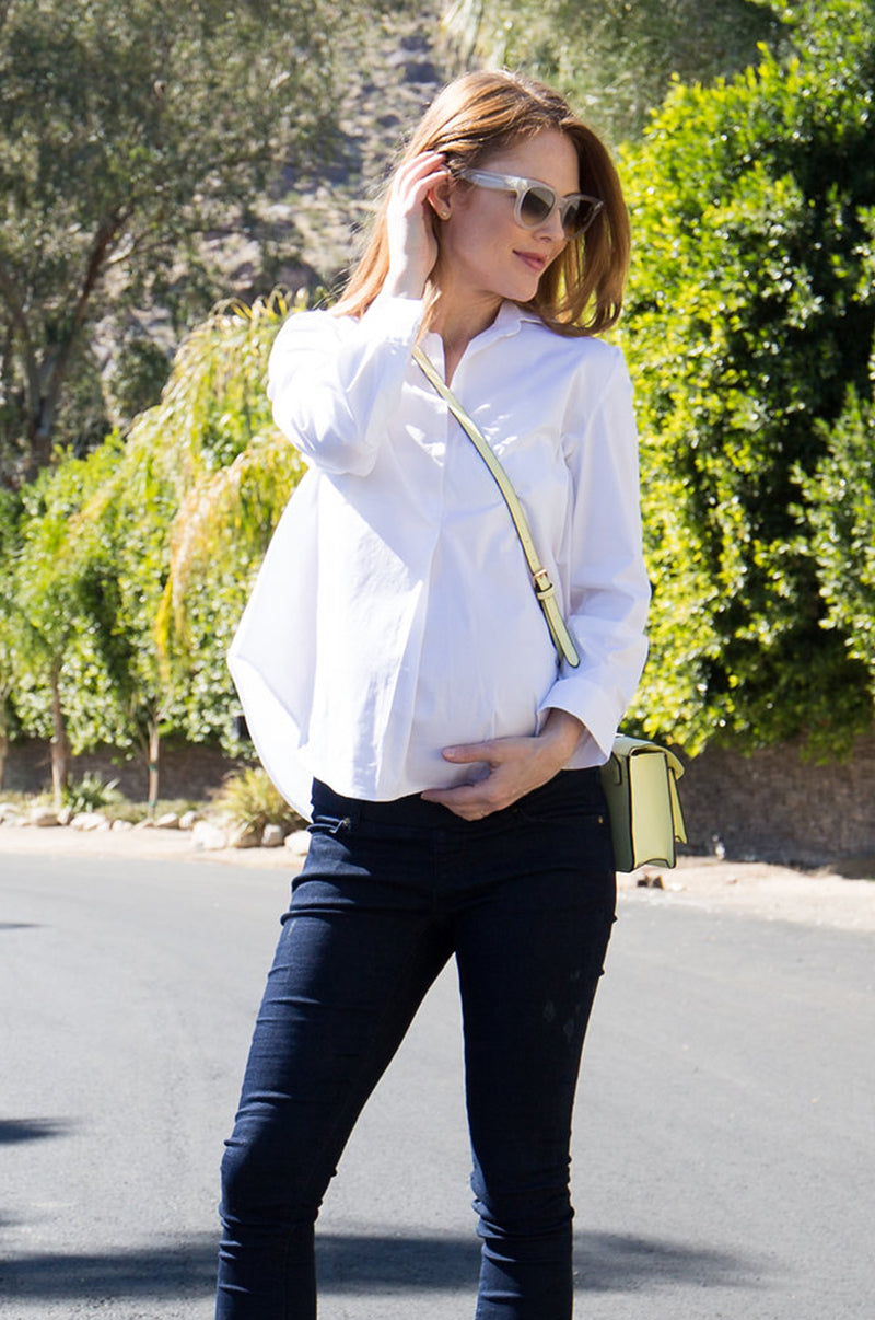 Valencia Maternity and Nursing Top