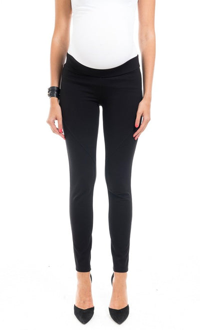 Seamed Maternity Treggings