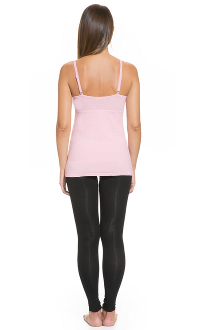 Nursing Shape Cami in Pink