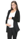 Cashmere Blend Multi-way Maternity and Nursing Cardigan