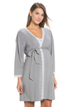 Lace Robe - Available 20 Nov