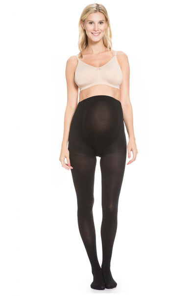 Over Belly Maternity Tights
