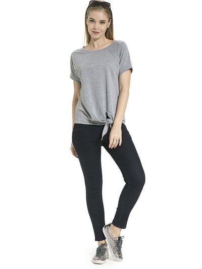 Over Belly Water Resistant Skinny Maternity Jeans