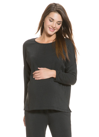 Fleece Lined PJ Top