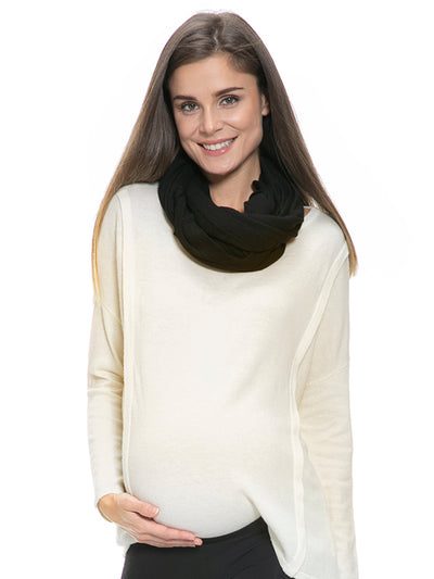 Cashmere Blend Oslo Nursing Sweater
