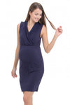 Bodycon maternity dress