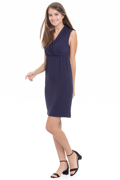 Office maternity dress