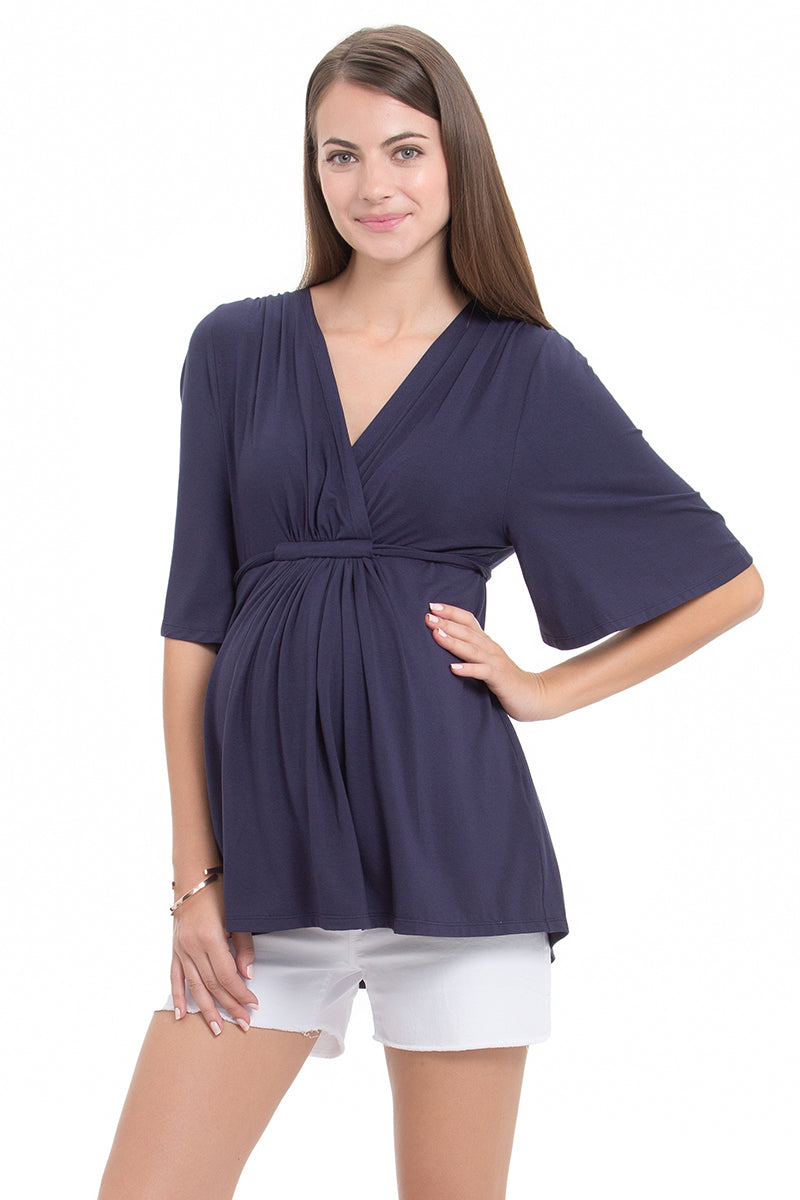 3befe414649 Maternity Tops - Modern & Comfortable Pregnancy Clothes - Mayarya