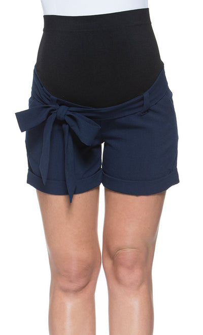 Perfect Belly Fit Tie Shorts