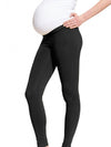 Essential Maternity Leggings in Black