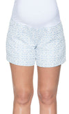 Jacquard Shorts with Essential Bellyband