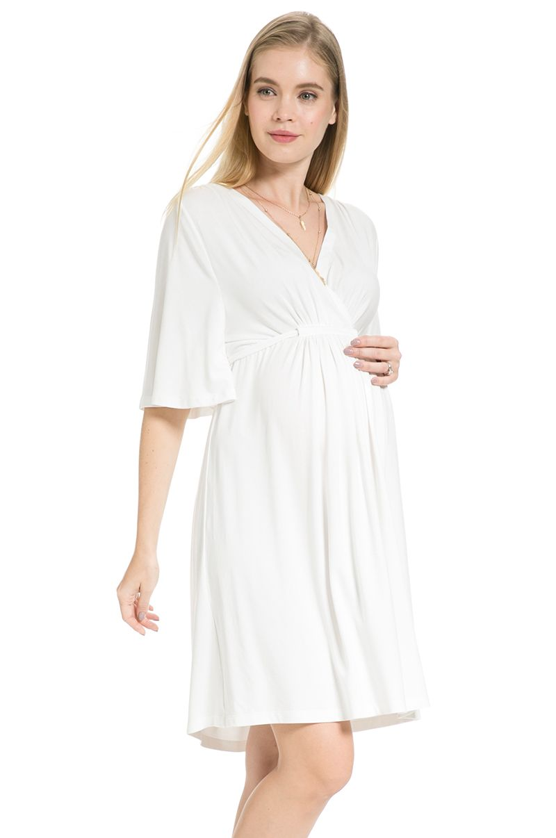 5ec29c92e10 Tulum Maternity and Nursing Dress
