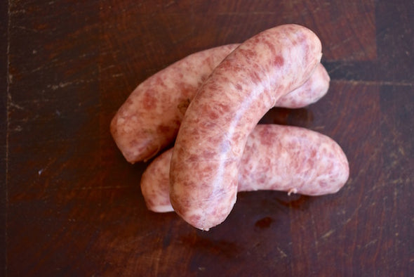 Pork & Fennel Sausages
