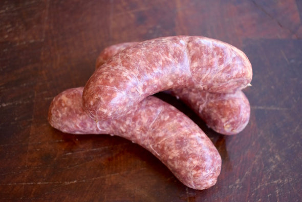 Pure Beef Sausages