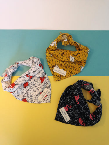 eco friendly sustainable dog accessories by hunt and howlingmoon