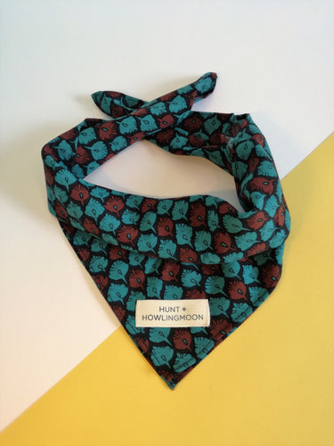 dog bandana by hunt and howlingmoon